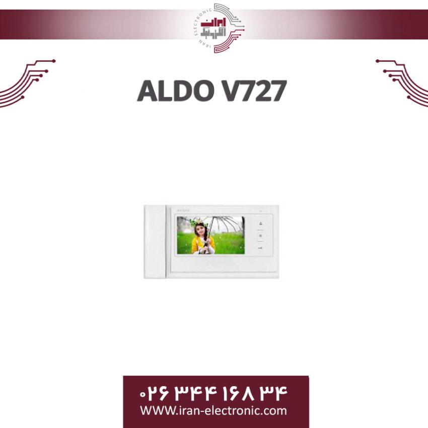 مانیتور آیفون تصویری آلدو مدل ALDO V727