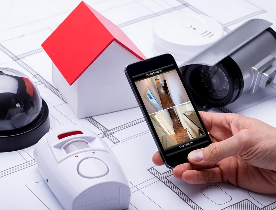 دوربین مداربسته مناسب مکان های کوچک