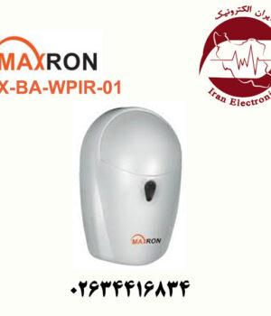 چشمی وزنی بی سیم دزدگیر مکسرون مدل Maxron MX-BA-WPIR-01