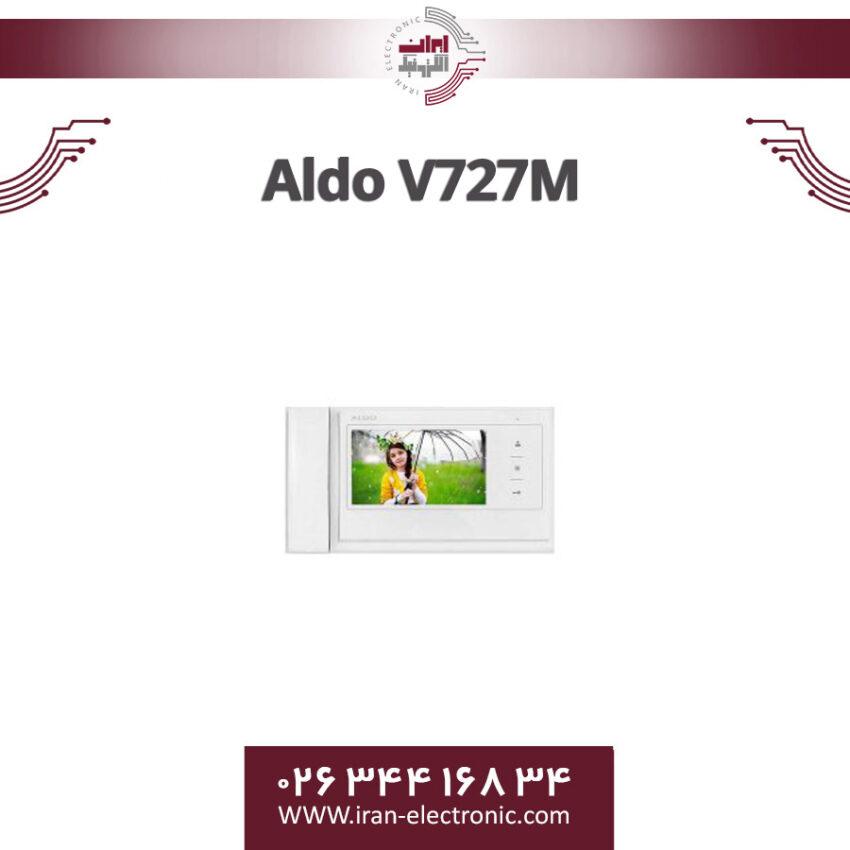 مانیتور آیفون تصویری آلدو مدل Aldo V727M
