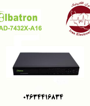 دستگاه XVR سی و دو کانال 5MP آلباترون مدل Albatron AAD-7432X-A16