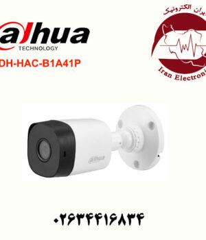 دوربین مداربسته بولت داهوا مدل Dahua DH-HAC-B1A41P