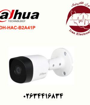 دوربین مدار بسته بولت داهوا مدل Dahua DH-HAC-B2A41P