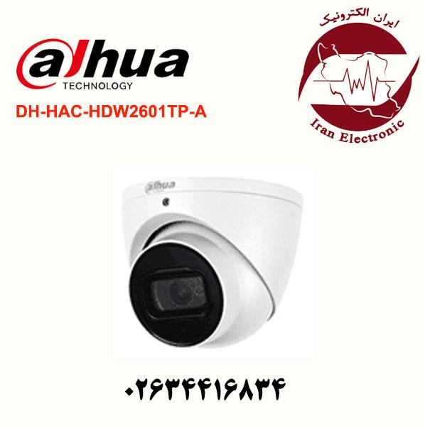 دوربین مدار بسته دام داهوا مدل Dahua DH-HAC-HDW2601TP-A