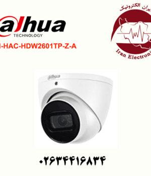 دوربین مدار بسته دام داهوا مدل Dahua DH-HAC-HDW2601TP-Z-A