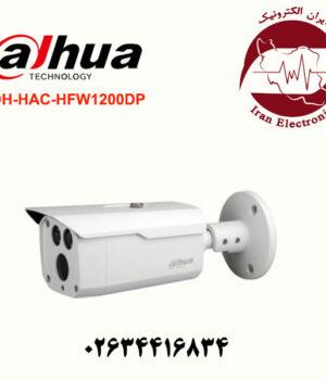 دوربین مدار بسته بولت داهوا مدل Dahua DH-HAC-HFW1200DP