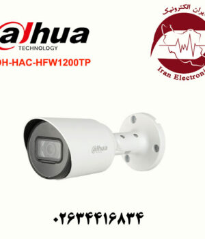 دوربین مدار بسته بولت داهوا مدل Dahua DH-HAC-HFW1200TP