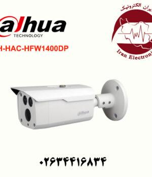 دوربین مدار بسته بولت داهوا مدل Dahua DH-HAC-HFW1400DP