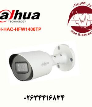 دوربین مدار بسته بولت داهوا مدل Dahua DH-HAC-HFW1400TP