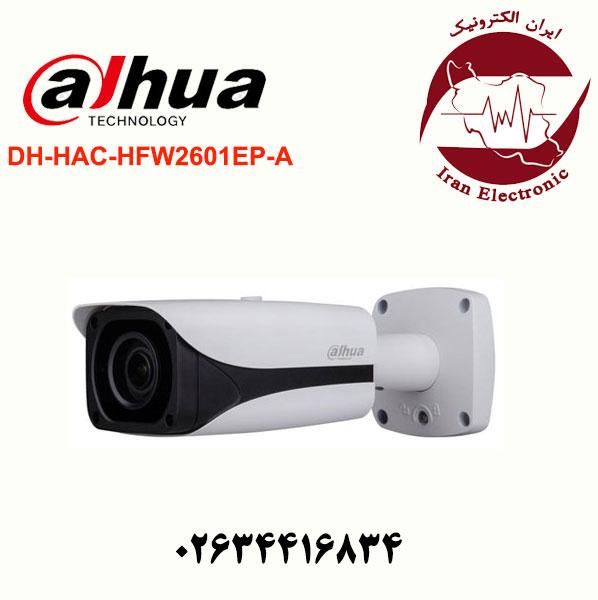 دوربین مدار بسته بولت داهوا مدل Dahua DH-HAC-HFW2601EP-A