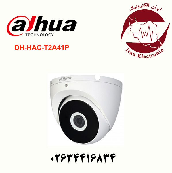 دوربین مدار بسته دام داهوا مدل Dahua DH-HAC-T2A41P