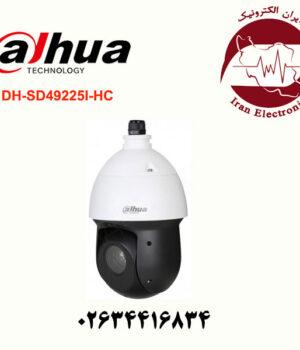 دوربین مدار بسته اسپید دام داهوا مدل Dahua DH-SD49225I-HC