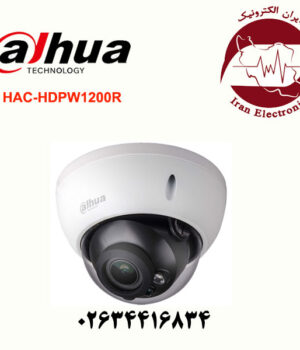 دوربین مدار بسته دام داهوا مدل Dahua HAC-HDPW1200R