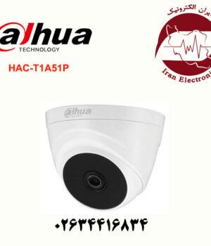 دوربین مدار بسته دام داهوا مدل HAC-T1A51P