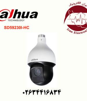 دوربین مدار بسته اسپید دام داهوا مدل Dahua SD59230I-HC