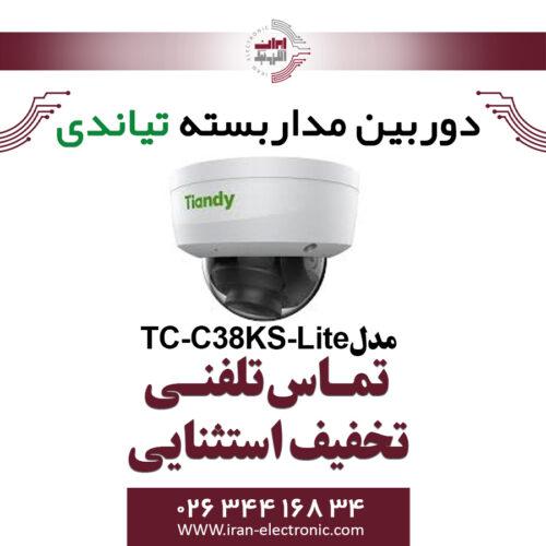 دوربین مداربسته دام مدل Tiandy TC-C38KS