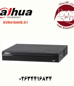 دستگاه XVR داهوا مدل Dahua XVR4104HS-X1