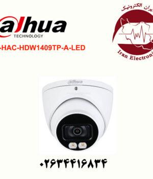 دوربین مدار بسته دام داهوا مدل Dahua DH-HAC-HDW1409TP-A-LED