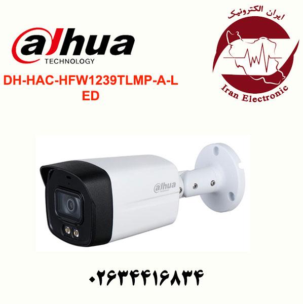 دوربین مدار بسته بولت داهوا مدل dahua DH-HAC-HFW1239TLMP-A-LED