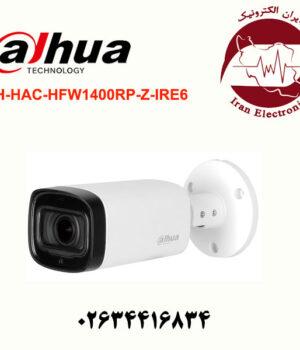 دوربین مدار بسته بولت داهوا مدل dahua DH-HAC-HFW1400RP-Z-IRE6