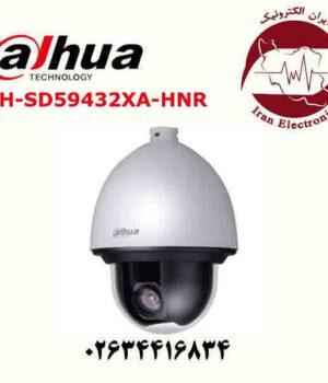 دوربین اسپید دام تحت شبکه داهوا مدل Dahua DH-SD59432XA-HNR