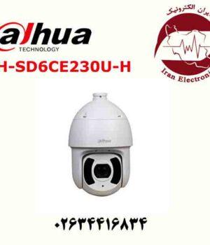 دوربین اسپید دام تحت شبکه داهوا مدل Dahua DH-SD6CE230U-HNI