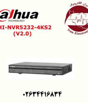 دستگاه ان وی ار 32 کانال داهوا مدل Dahua DHI-NVR5232-4KS2(V2.0)
