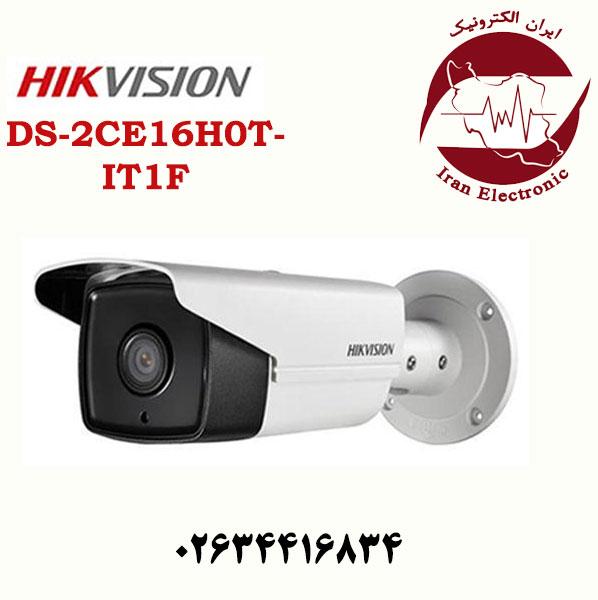 دوربین مداربسته بالت هایک ویژن مدل HIKVISION DS-2CE16H0T-IT1F