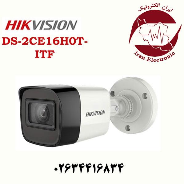 دوربین مداربسته بالت هایک ویژن مدل HikVision DS-2CE16H0T-ITF