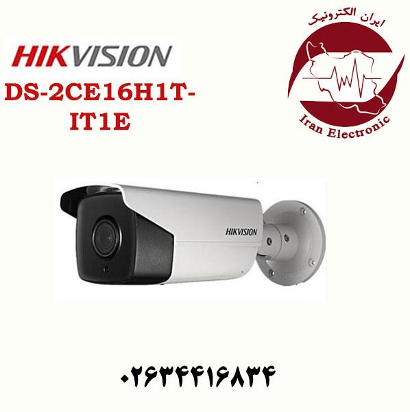 دوربین مداربسته بالت هایک ویژن مدل HikVision DS-2CE16H1T-IT1E