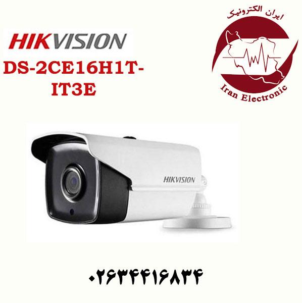 دوربین مداربسته بالت هایک ویژن مدل HikVision DS-2CE16H1T-IT3E