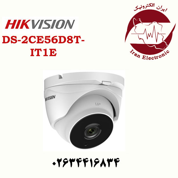 دوربین مداربسته دام هایک ویژن مدل HikVision DS-2CE56D8T-IT1E