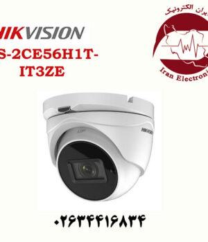 دوربین مداربسته دام هایک ویژن مدل HikVision DS-2CE56H1T-IT3ZE
