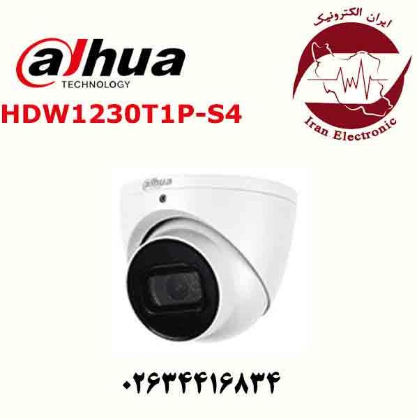 دوربین دام تحت شبکه داهوا مدل Dahua HDW1230T1P-S4