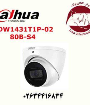 دوربین دام تحت شبکه داهوا مدل Dahua HDW1431T1P-0280B-S4