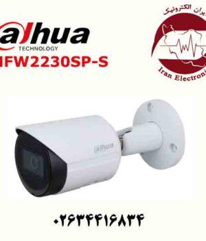 دوربین بولت تحت شبکه داهوا مدل Dahua HFW2230SP-S