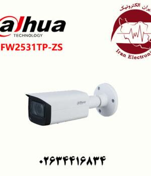 دوربین بولت تحت شبکه داهوا مدل Dahua HFW2531TP-ZS