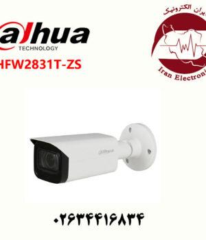 دوربین بولت تحت شبکه داهوا مدل Dahua HFW2831T-ZS