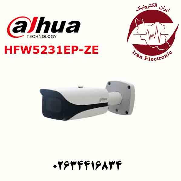 دوربین بولت تحت شبکه داهوا مدل Dahua HFW5231EP-ZE