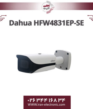 دوربین بولت تحت شبکه داهوا مدل Dahua HFW4831EP-SE