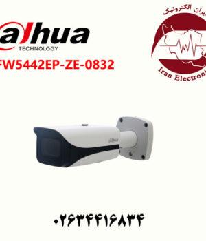 دوربین بولت تحت شبکه داهوا مدل Dahua HFW5442EP-ZE-0832