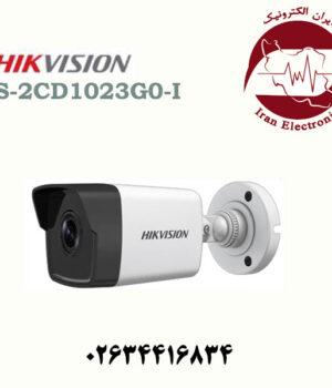 دوربین مداربسته آی پی هایک ویژن مدل HikVision DS-2CD1023G0-I