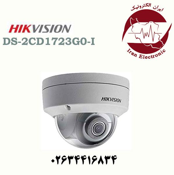 دوربین مداربسته دام آی پی هایک ویژن مدل HikVision DS-2CD1723G0-I
