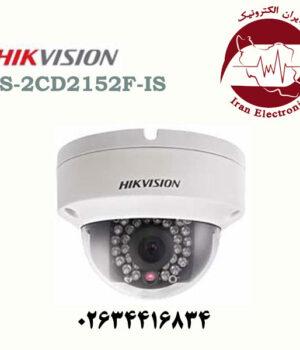 دوربین مداربسته دام آی پی هایک ویژن مدل HikVision DS-2CD2152F-IS