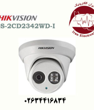 دوربین مداربسته دام آی پی هایک ویژن مدل HIKVISION DS-2CD2342WD-I