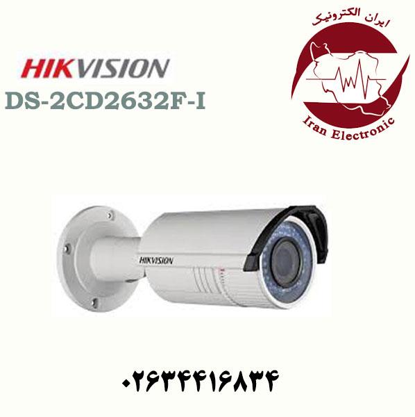 دوربین مداربسته بولت هایک ویژن مدل HikVision DS-2CD2632F-I