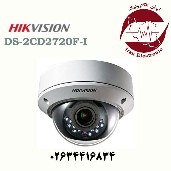 دوربین مداربسته دام آی پی هایک ویژن مدل HikVision DS-2CD2720F-I