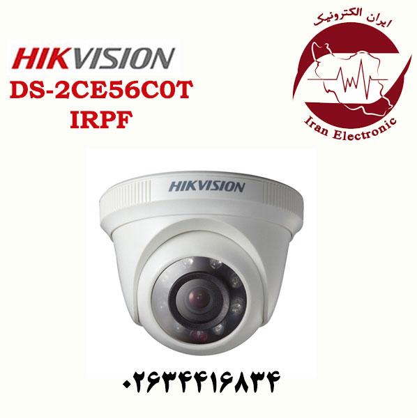 دوربین مدار بسته دام هایک ویژن مدل HikVision DS-2CE56C0T-IRPF