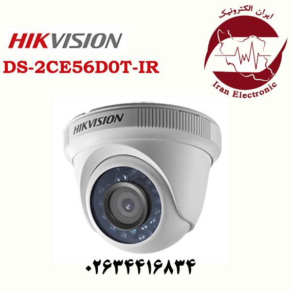 دوربین مدار بسته دام هایک ویژن مدل HikVison DS-2CE56D0T-IR