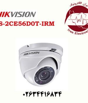 دوربین مدار بسته دام هایک ویژن مدل HikVision DS-2CE56D0T-IRM
